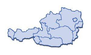 Österreichkarte - Bundesweite Programme - Förderung Weiterbildung