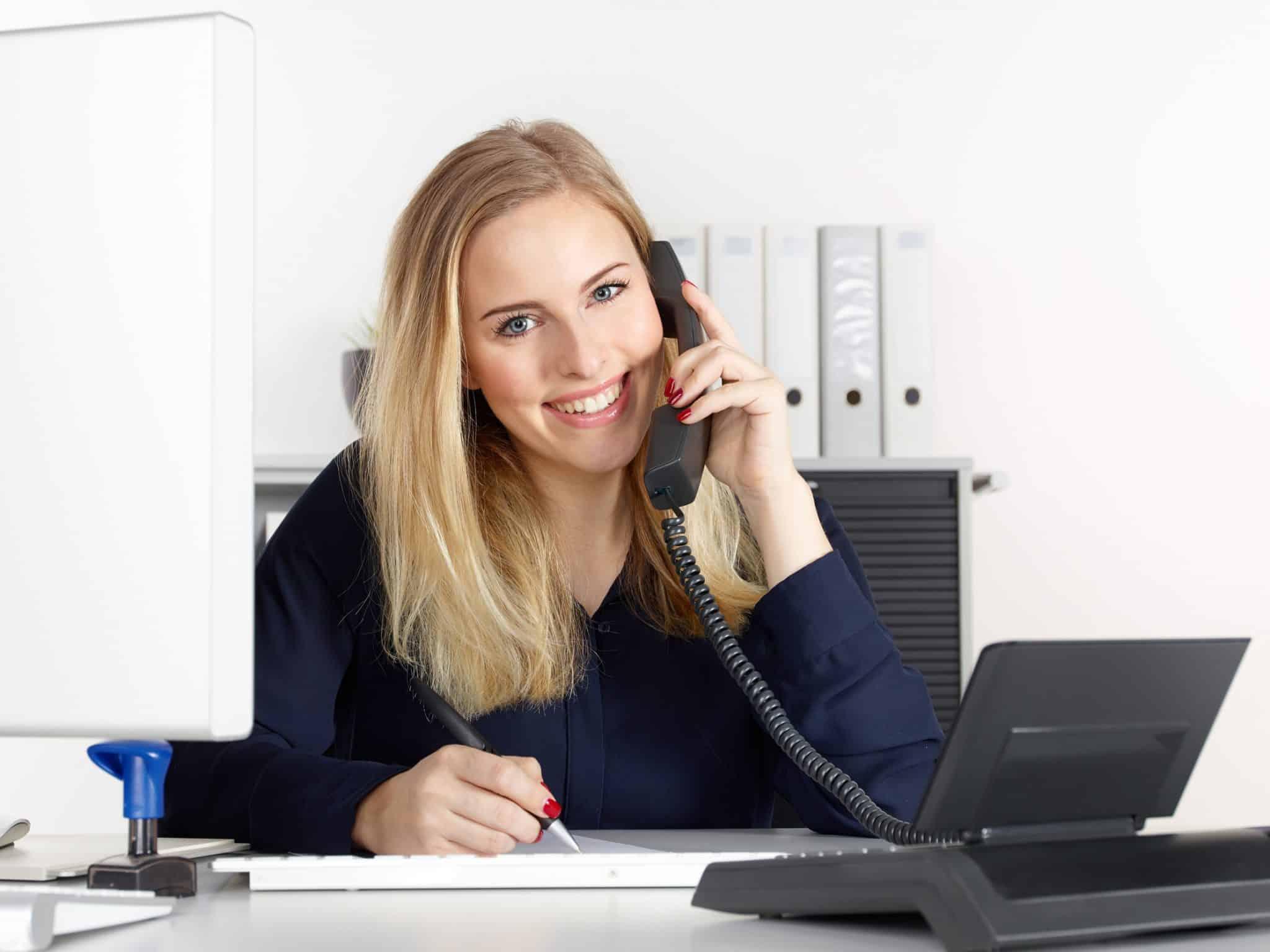 Maximale Telefonpower für Vertriebs-Profis