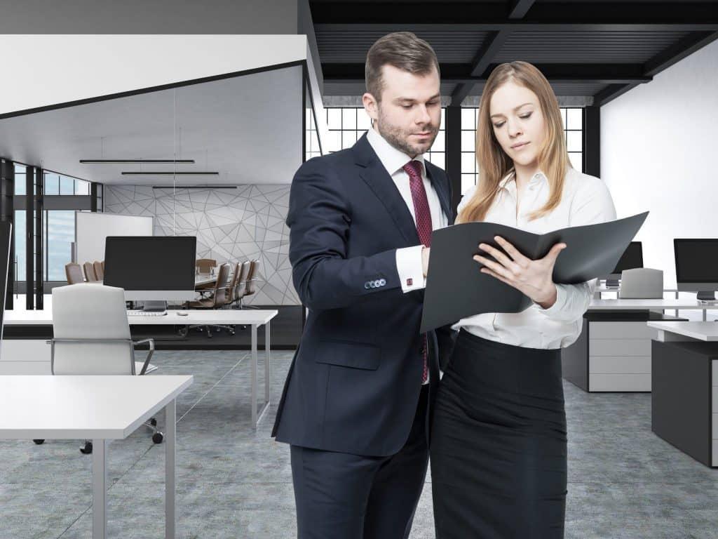 Assistenz der Geschäftsführung