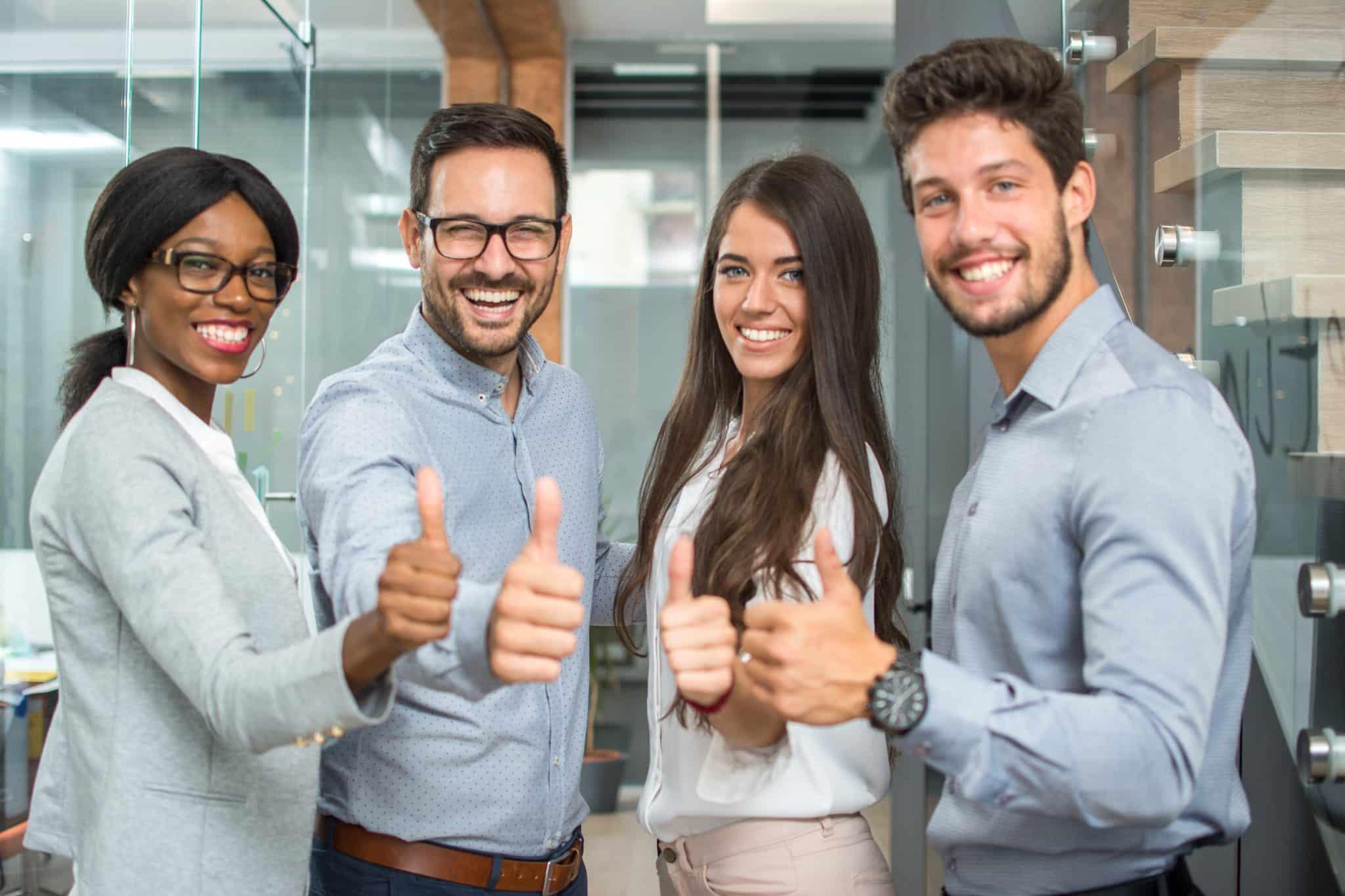 """Kommunikationstechniken – Wie Sie das """"Spiegeln"""" im Vertrieb nutzen - S&P Unternehmerforum"""