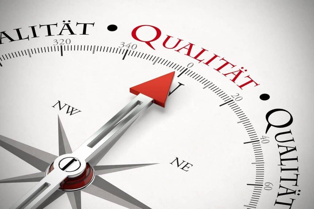 Lehrgang in Frankfurt: Neu als Qualitätsmanagement-Beauftragter