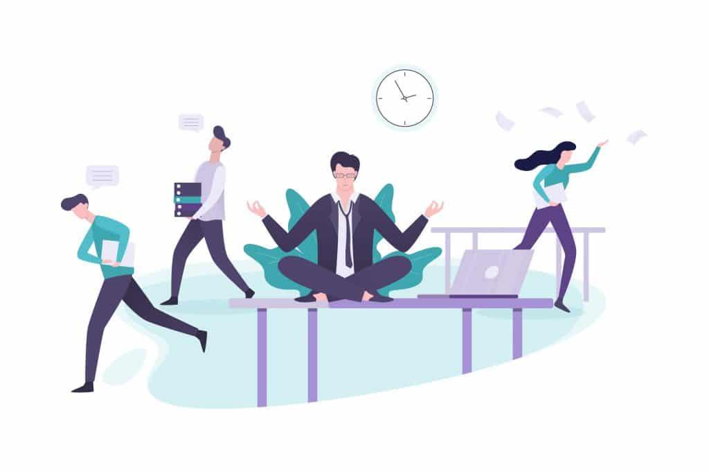 Online Schulung New Work und Zeitmanagement