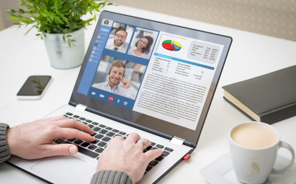 Wie sind Online Seminare aufgebaut?