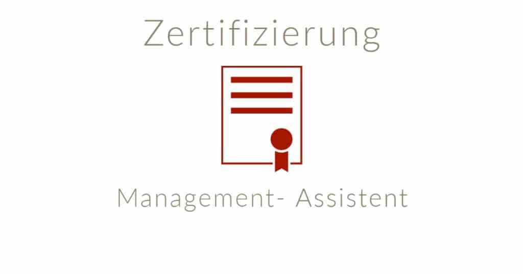 Zertifizierte Management-Assistenz