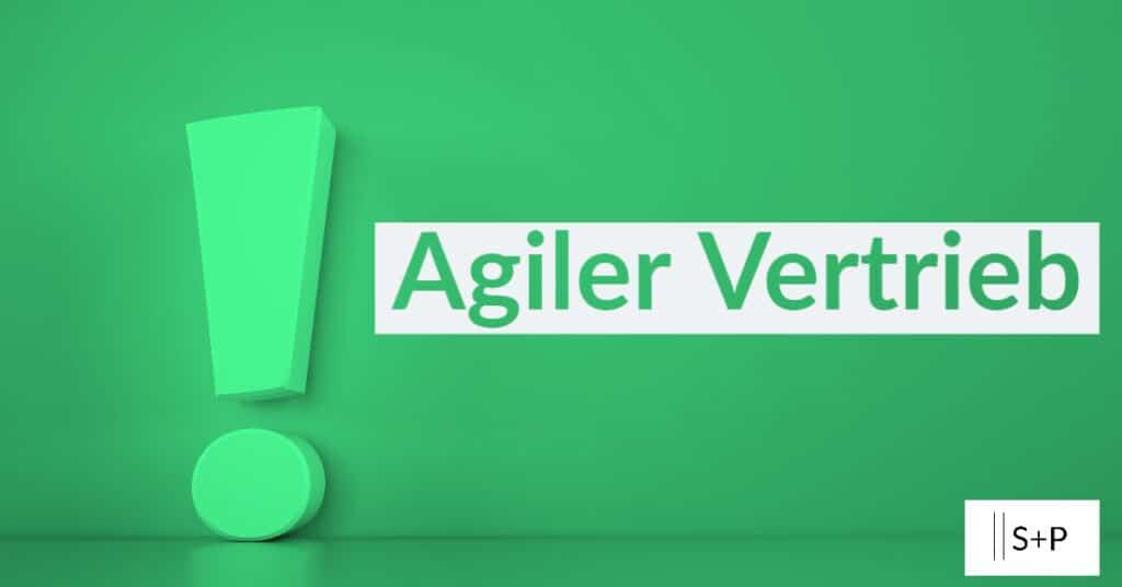 Seminar Agiler Vertrieb online buchen