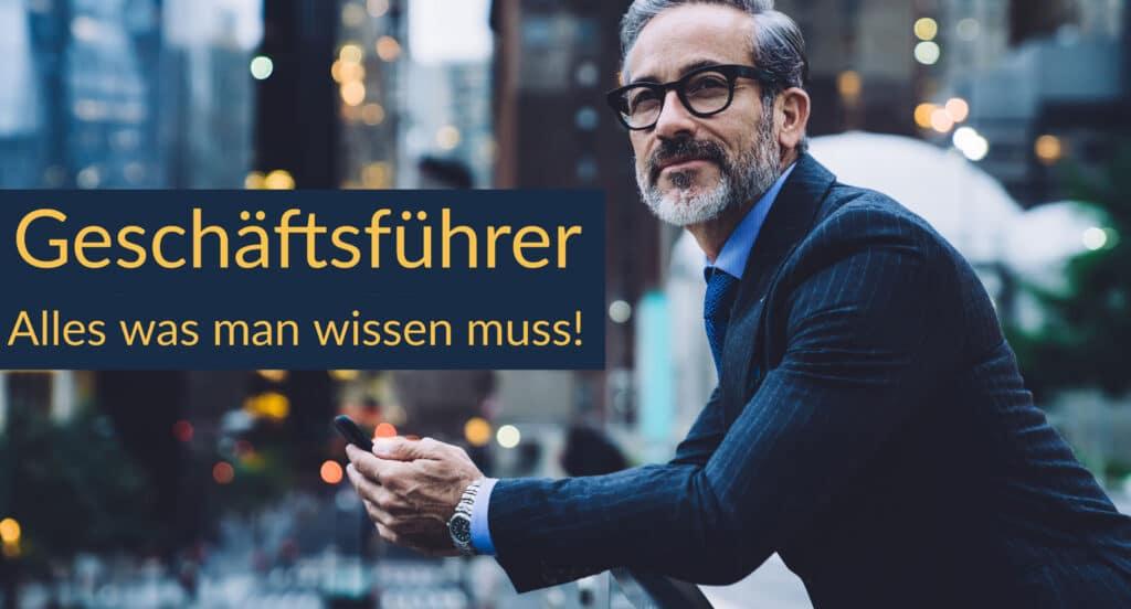 Seminare GmbH Geschäftsführer online buchen