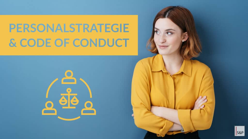 Seminar Personal-Strategie und Code of Conduct