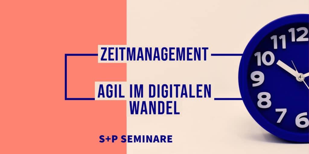 Seminare Zeitmanagement + Online Schulungen
