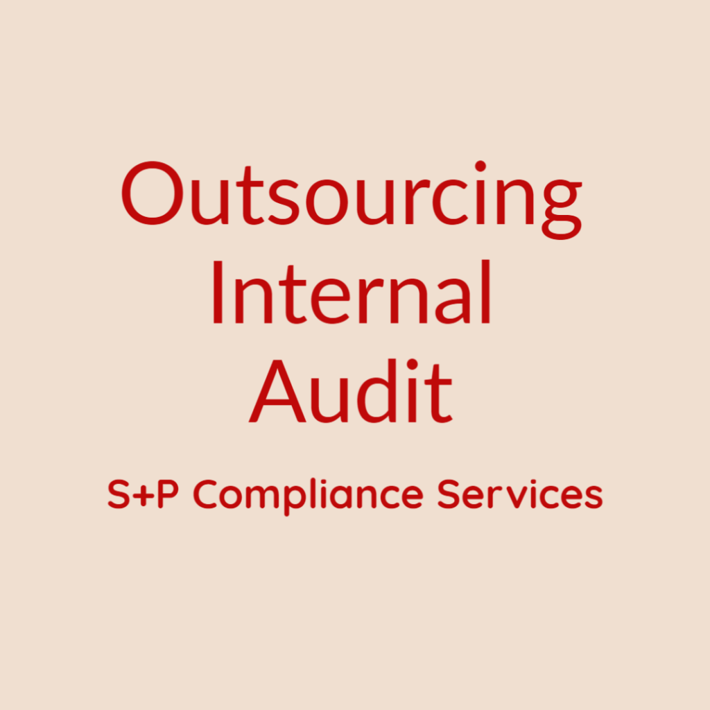 Outsourcing Internal Audit in Germany