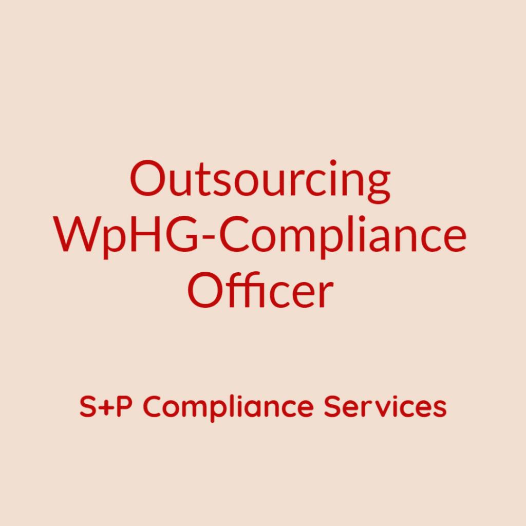 Auslagerung WpHG-Compliance Officer online anfragen
