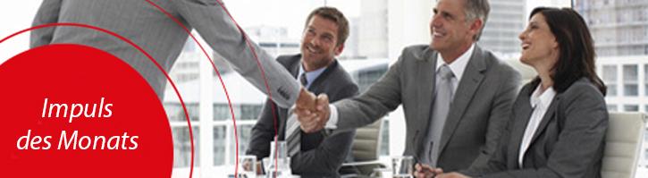 Neue Seminare - Impuls des Monats - S&P Unternehmerforum
