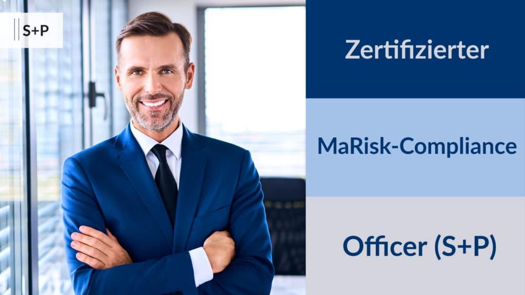 Zertifizierter MaRisk-Compliance Officer online buchen